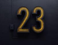 Neon 23