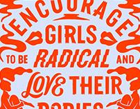 Kasi Turpin - Typing Feminism Collaborative Project
