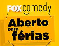 FOX COMEDY | Aberto para férias