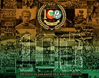 S.E. Palmeiras - Festa de Centenário