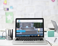 Aqua Art Mosaics Website