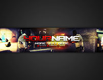CS:GO Channel Art | Graphics Templates