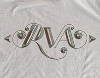 RVA shirt design