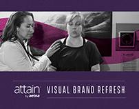 Attain by Aetna: Brand Refresh