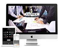 4 AK Construction Company Web Site