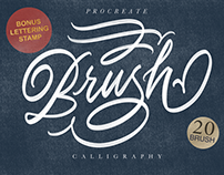 Procreate Brush Calligraphy
