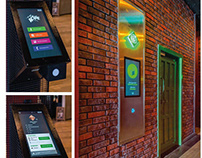 Digital Kiosks UX/UI   Jumble, Dubai