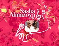 Bloggin' girls: templates for Sasha Almazova