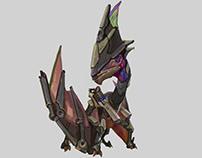 Armoured Dino
