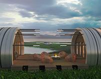 Concept House #4 - Modular