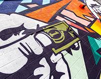 Community America Credit Union mural