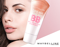 MAYBELLINE - DREAM FRESH BB