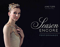 PNB Season Encore Program