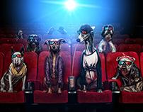 Funimals - Doggy Cinema