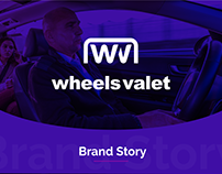 Wheels Valet Brand Strategy & Identity Project