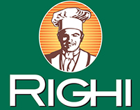 RIGHI – Print Campaign and Website