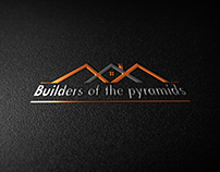 Builders Of The Pyramids LOGO London
