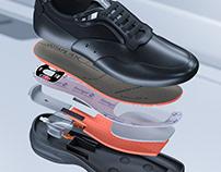 CGI - Jotape 4k shoe