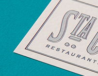 Sta. CLARA / Restaurant