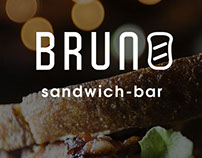 Design Mobile App for sandwich-bar BRUNO