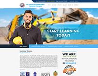 Training School Web Site