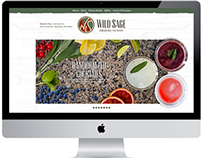 Business Design : Wild Sage Bistro