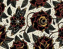 Imagine Flower Pattern