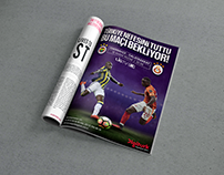 Digiturk Derby Marketing Ads