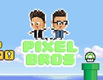 Pixel Bros Logo