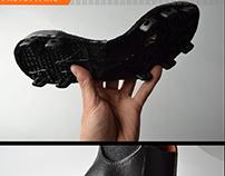 BAT concept soccer boot