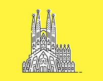 Icons of Barcelona