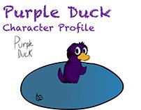Purple Duck Character Profile