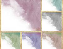 Free 39 watercolor background hd Vol. 1
