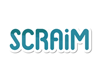 Scraim - Branding