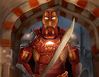 Iron Man (New Concept)