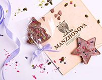MANZHOSOVA PATISSERIE / Branding