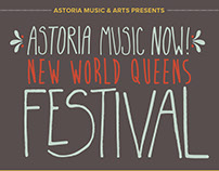 Astoria Music & Arts Festival 2016