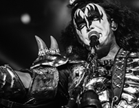 KISS Gene Simmons ©2016