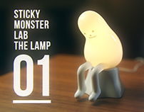 STICKY MONSTER LAB - THE LAMP 01