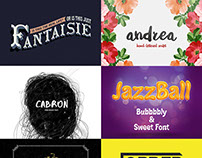 22 Awesome Free Fonts – May 2015 Edition