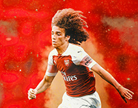 Matteo Guendouzi Wallpaper | Arsenal