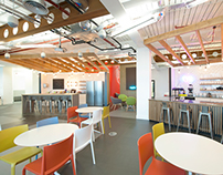 Travelex Office Design Project