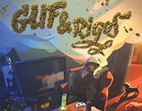 Guf & Rigos '420' album cover artwork