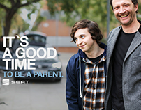 It`s a good time to be a parent.