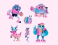 Character Design 01