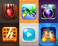 Realistic App Icons