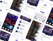 WatchCloud app concept