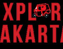 """DKV campaign: """"Explore Jakarta"""""""