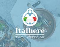 Italhere - Italian Food Crawler
