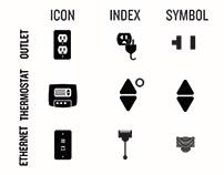 Icon Index Symbol